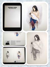Raphael Soyer Women Nursing a Child I Print Portfolio Lithographs