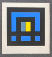Ian Tyson Diversions 1970 Signed Limited Edition Art Silkscreen