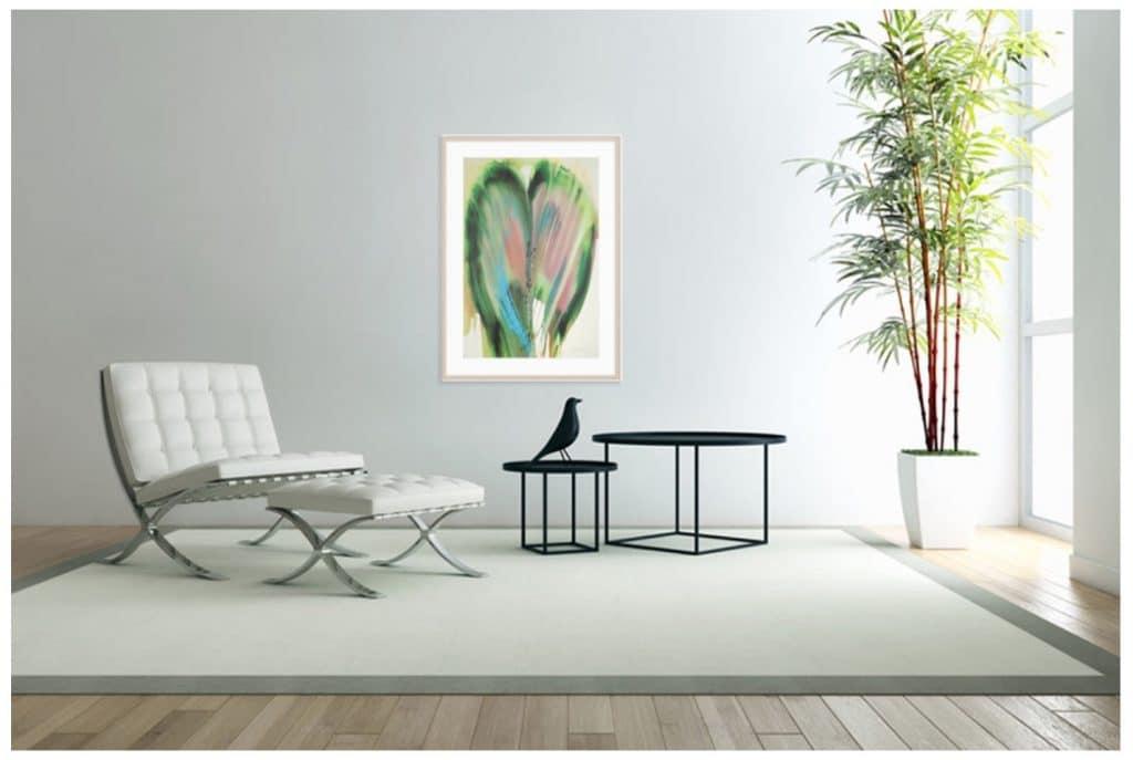 lamar briggs spirit art in Living room