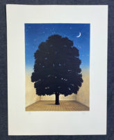 Michael Hasted  A Song of Praise 1980 Signed Limited Edition Lithograph