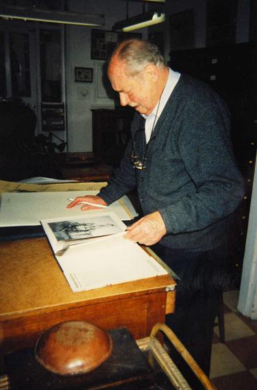 Frank Martin Printer