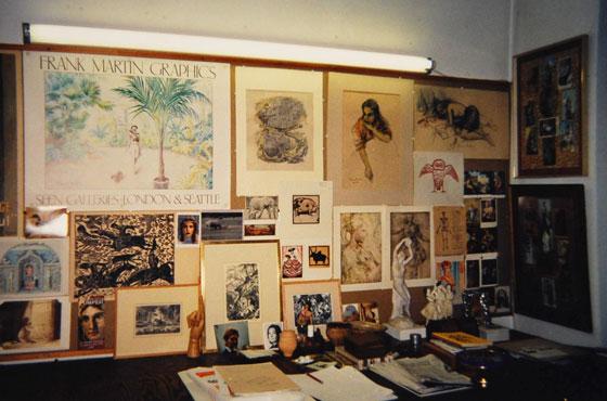 Frank Martin Studio