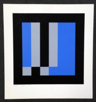 Ian Tyson 1970 Signed Limited Edition Silkscreen Diversions X