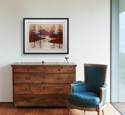 James Hagen Framed Print