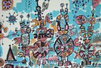 Robert Bennett Talking Machines #3 1979 Abstract Art Signed Lithograph