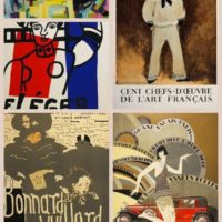 French Art Posters