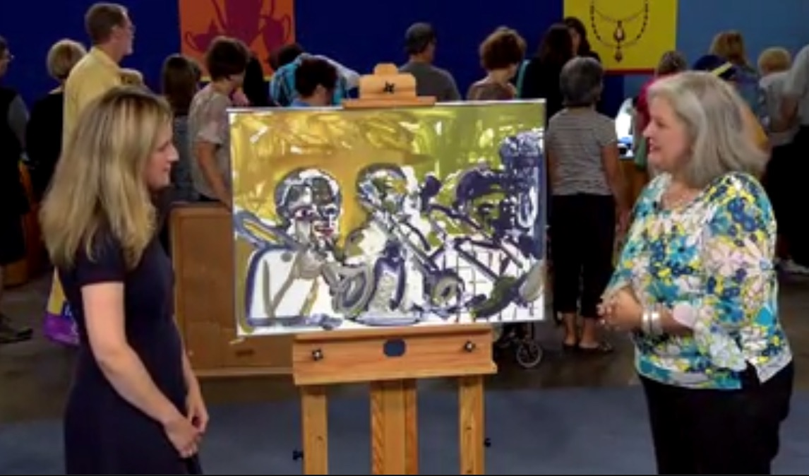 Romare Bearden Lithograph Appraisal – Antiques Roadshow
