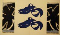 Georges Braque (1882-1963) Woodcut 1962 Si je mourais là-bas (Vallier 181)