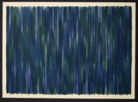 Gene Davis Pencil Signed Original Art Lithograph 1980