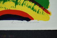 Bengt Lindström – COBRA – Signed Print Lithograph