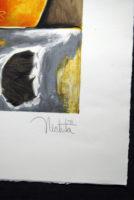 Alexandra Nechita Buckets of Detangler 1998 Signed Lithograph