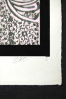Brian Elliott 1969 The Novelist Signed Silkscreen Art Print