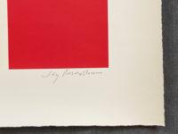 Jay Rosenblum Groove Signed Limited Edition Silkscreen