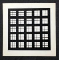 Ian Tyson Diversions III 1970 Art Print Silkscreen Limited Edition