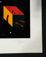 Peter Grass Signed Limited Edition Lithograph 1979