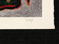 George Pocheptsov Signed Limited Edition Fantasy Art Snake Charmer
