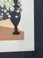 Serge Vergez Signed Limited Edition Lithograph Elegance