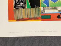 Romare Bearden She-Ba Rare Exhibition Poster