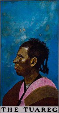 Sir-Peter-Blake-The-Tuareg-1972-Original-Signed-Art-Silkscreen-380442175020