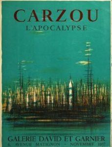 CARZOU-LApocalypse-1957-Original-Poster-Art-190683103411
