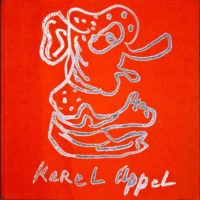 Karel-Appel-The-Face-of-Appel-cloth-bound-book-1977