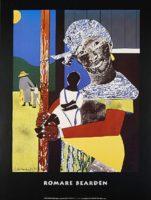 Romare Bearden Untitled Poster