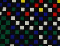 """Ian Tyson  Diversions IX  1968  Art Print Silkscreen  16"""" x 15"""""""